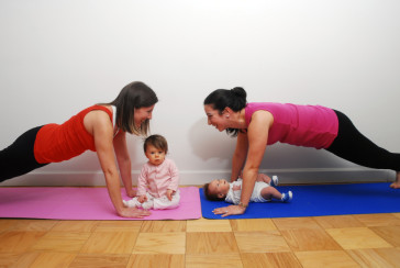 Exercise After Pregnancy: How To Lose That Baby Fat!