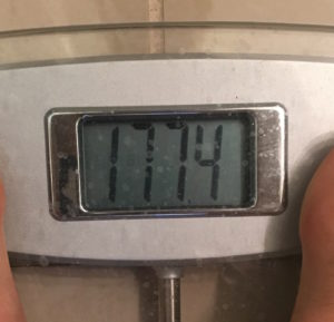 measure weight loss 2