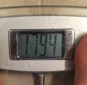 measure weight loss 7