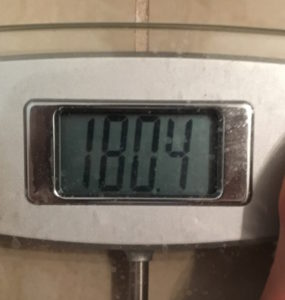 measure weight loss 9