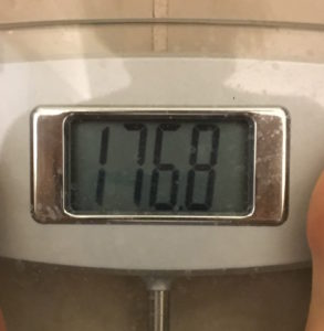 measure weight loss 10