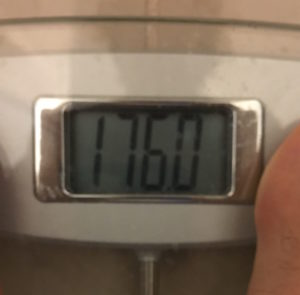 measure weight loss 15