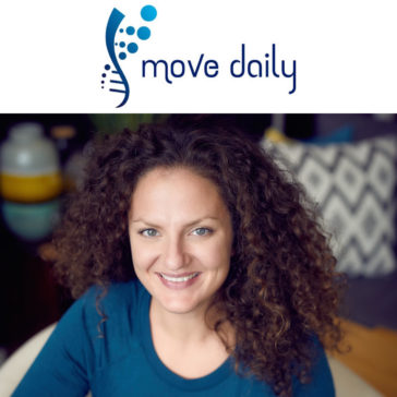 gut health poop talk jackie mirkopoulos move daily health podcast