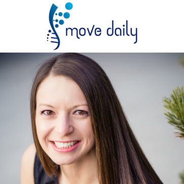 holistic healing for chronic illness mast cells amber walker move daily podcast