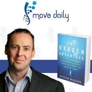 patrick mckeown oxygen advantage breathing move daily health podcast