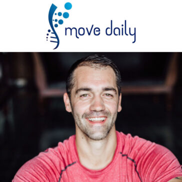 Sascha Muller What Drives You Move Daily Health Podcast
